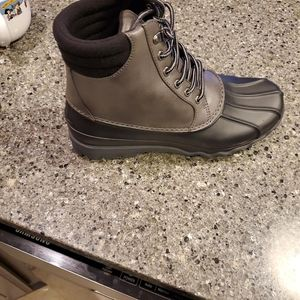 Sperry Men's Duck Boots NEW SIZE 9